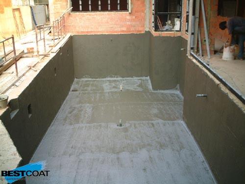 Swimming Pool Waterproofing Membrane : Wet areas bestcoat